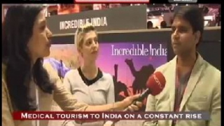 Talking about Traveller be safe on NDTV